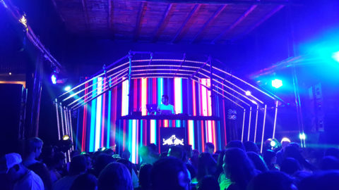 RBMA Stage @ Dragon del Sur – Pixel Led + Madlight & Visuals